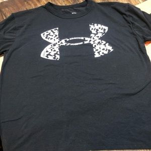 Underarmour oversize boyfriend shirt